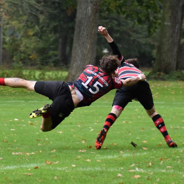BRC II – Rugbyunion 17:14