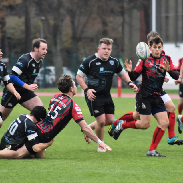 Rugbyunion – USV Jena 65:12