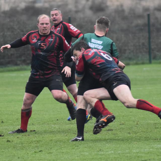 Veltener RC – Rugbyunion 0:65