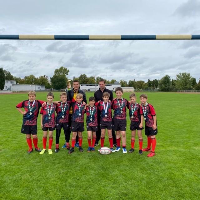 Erstes U12-Turnier unter COVID-Bedingungen