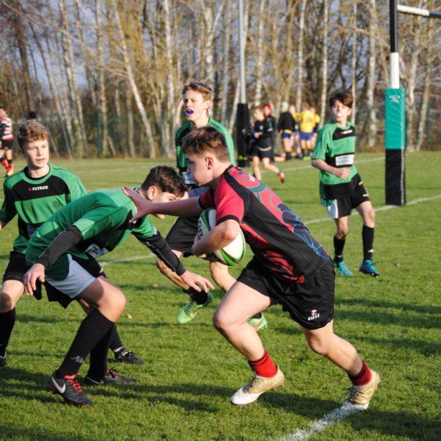 U16 holt zweiten Platz in Velten