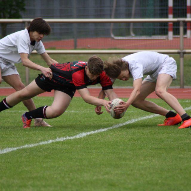 U16 wird Erster in der Liga
